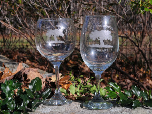 KILLINGWORTH LIBRARY WINEGLASSES $10.00 each