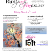 Paint Party Fundraiser