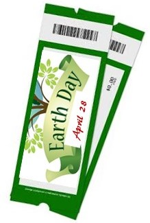 2018 Earth Day Celebration Tickets