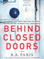 The Mystery Book Club Title for October