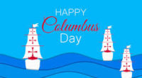 The Library Will Be OPEN on Columbus Day!