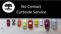 """""""No Contact"""" Curbside Pickup Available June 1"""
